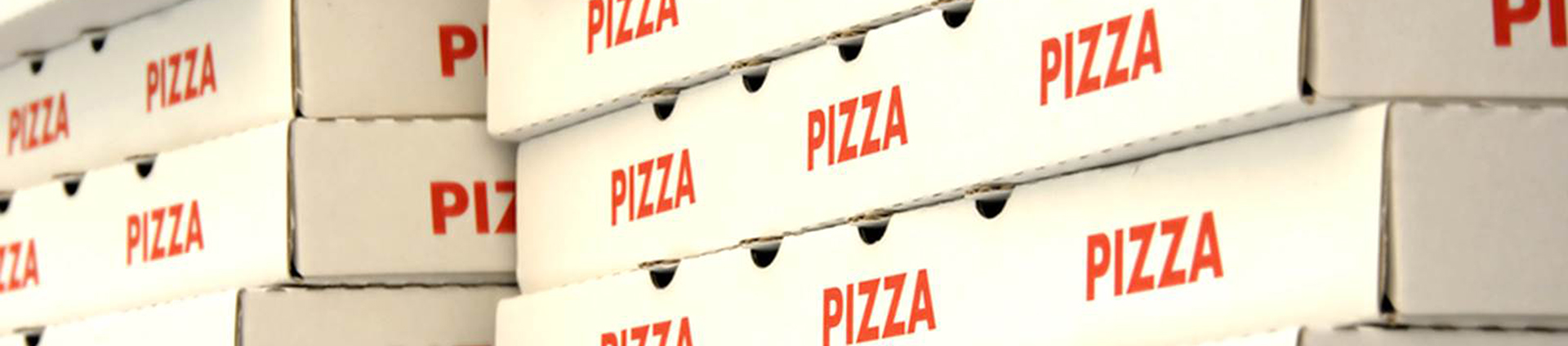 Pizzakartons